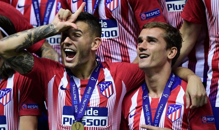 """Antoine Griezmann, Lucas Hernández, Balón de oro: Lucas Hernandez: """"Griezmann merece el Balón de Oro"""""""