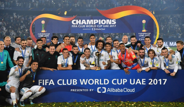 Real Madrid, Mundial de Clubes: El Real Madrid defenderá en diciembre el título del Mundial de Clubes