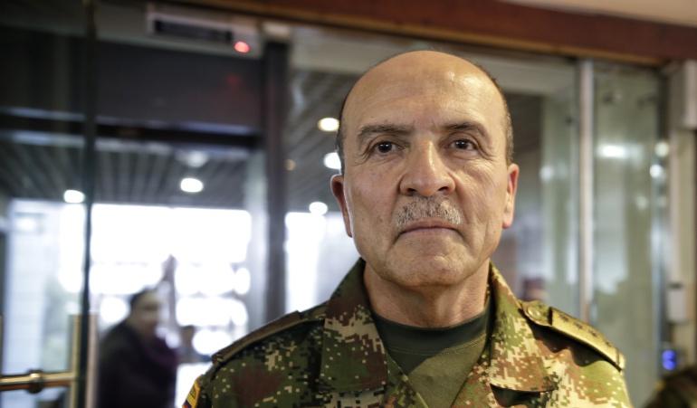 General Ricardo Gomez.