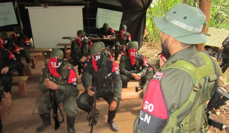 Secuestrados ELN.: Operaciones militares impiden liberación de secuestrados en Chocó: ELN