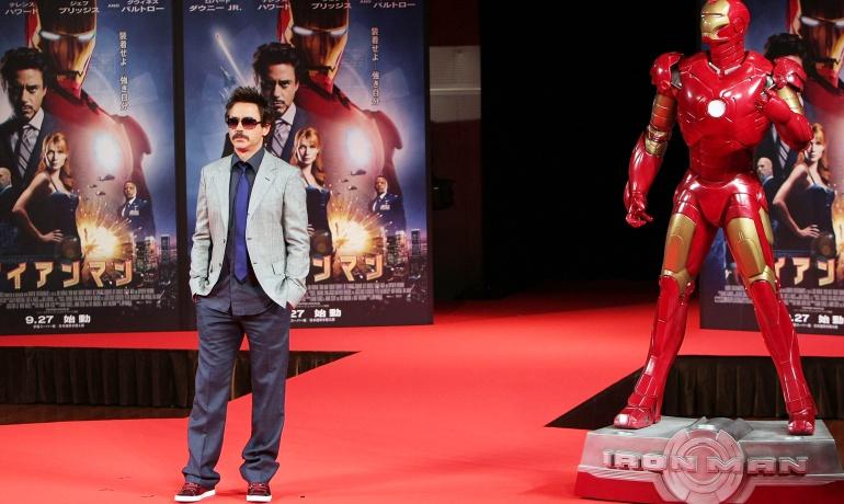 Iron Man, Avengers 4 mostraría quien seria el sucesor del héroe de hierro