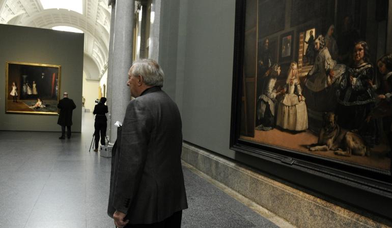 Se exhibirán 53 reproducciones y una obra original de las piezas más conocidas de la colección de arte europeo de esa galería madrileña.