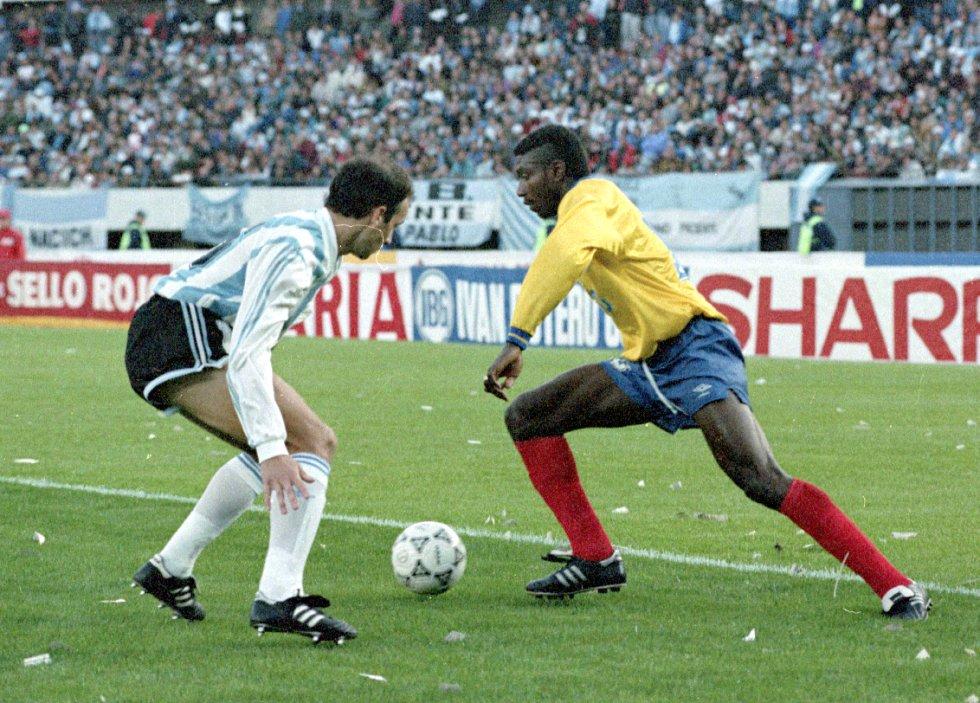 Histórico 0-5 Colombia Argentina Monumental: En imágenes: el histórico 0-5 de Colombia a Argentina en el Monumental