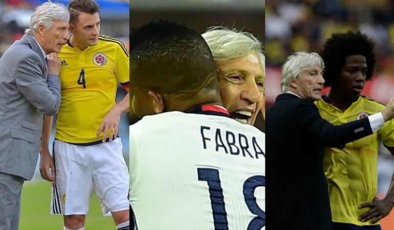José Pekerman salida: Los jugadores de la Selección le agradecen a Pékerman tras su salida