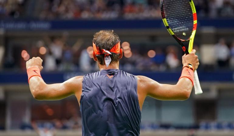Rafael Nadal US Open semifinal: Nadal avanza a la semifinal del US Open luego de una dura batalla con Thiem