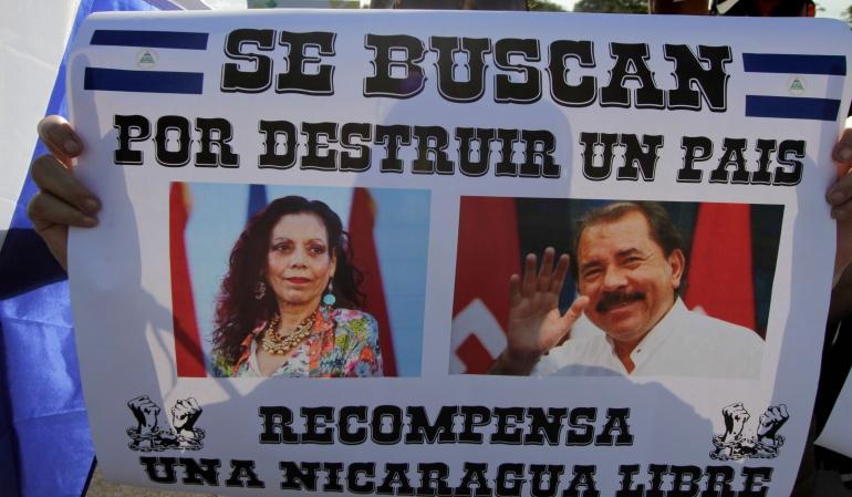 """Crisis Nicaragua: EE.UU. ve en Nicaragua el inicio del mismo """"desastroso ciclo"""" de Venezuela"""
