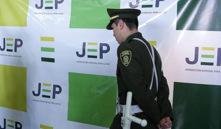 JEP: Magistrados de la JEP están en 'encuentro misional'