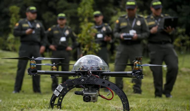 Fumigación con drones: Gobierno defendió uso de fumigación con drones contra cultivos de coca
