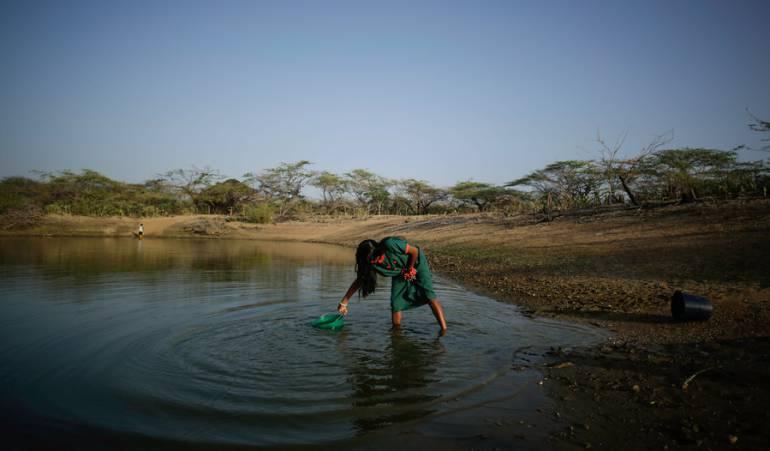 Imagen de referencia escasez de agua
