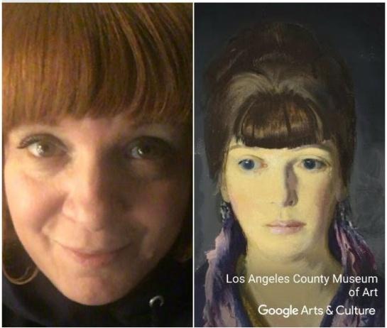 Nueva herramienta Google: ¿Cómo descubrir su doble en una obra de arte?