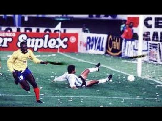 25 años después los colombianos no olvidan el histórico 5-0