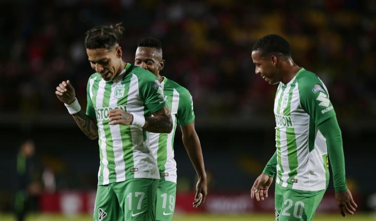 Atletico Naciona Bucaramanga Liga Aguila: Nacional, con el regreso de Dayro y Henríquez, recibe a Bucaramanga