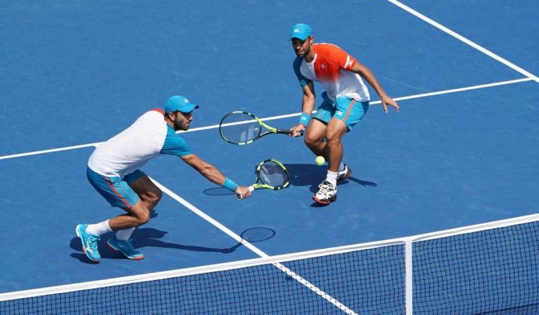 Cabal y Farah US Open: Juan Sebastián Cabal y Robert Farah cayeron en las semifinales del US Open