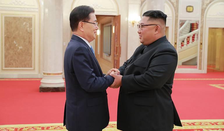 Nueva reunión Corea del Norte.: Pionyang será la sede de nueva reunión entre las dos coreas