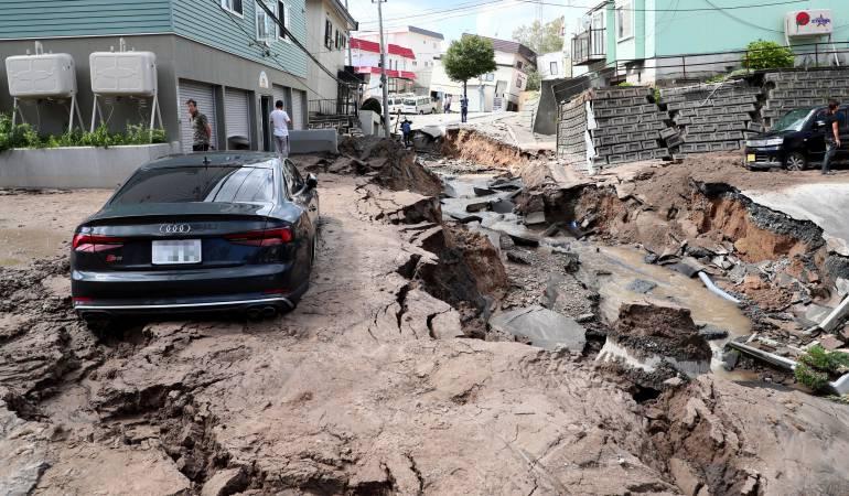 Terremotos en Japón: Varios muertos y heridos tras fuerte terremoto en Japón