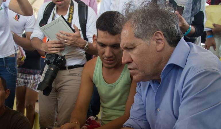 Migración venezolana: Grupo de trabajo de la OEA visitará Colombia la próxima semana