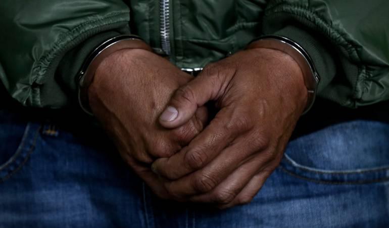 Extorsiones terroristas: Capturan a policía por extorsionar al gobernador de Arauca
