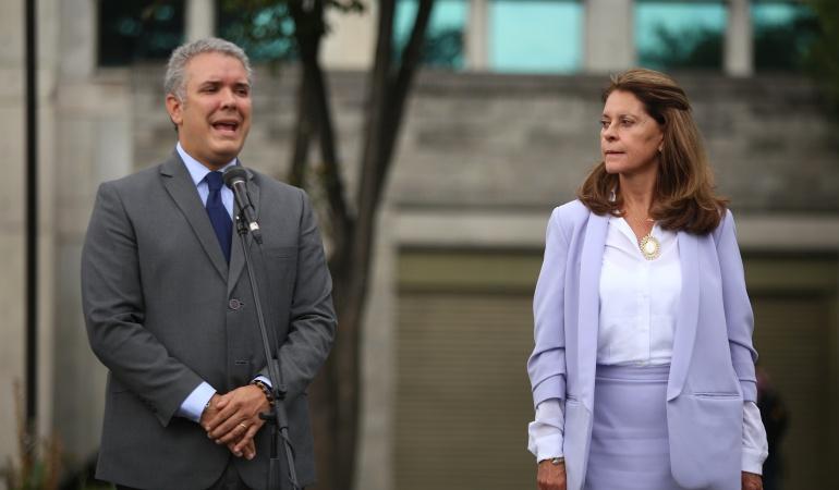 Funciones Vicepresidencia: Duque devuelve a la vicepresidencia la supervisión de la infraestructura