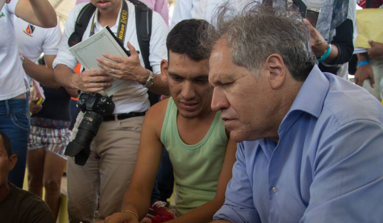 Crisis en Venezuela: Grupo de Trabajo de la OEA visitará Cartagena, Cúcuta y Bogotá