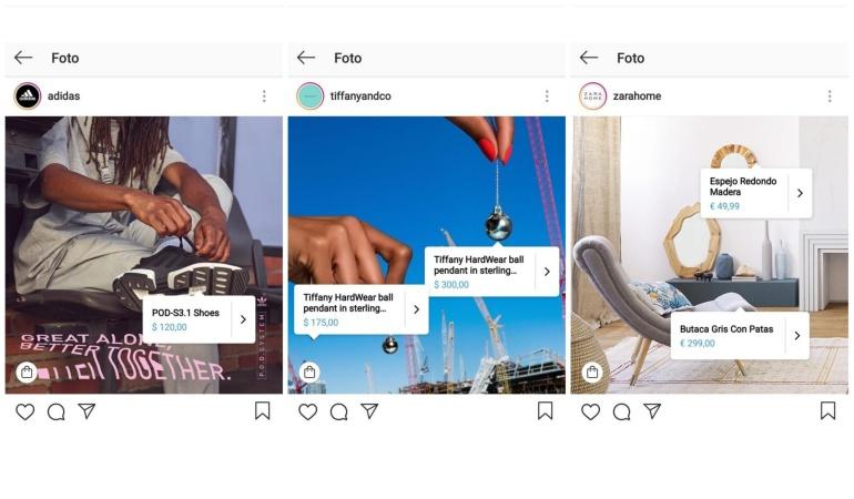 Instagram Compras: IG Shopping la nueva apuesta de Instagram