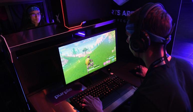 Fortnite trabajo en Francia: ¿Se imagina que lo contraten por jugar Fortnite?
