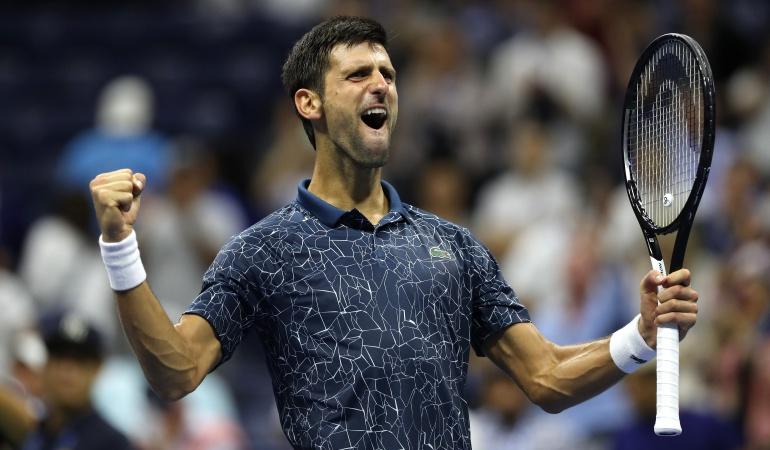 Djokovic Del Potro Us Open: Djokovic ganó y jugará ante Del Potro en la gran final del Us Open