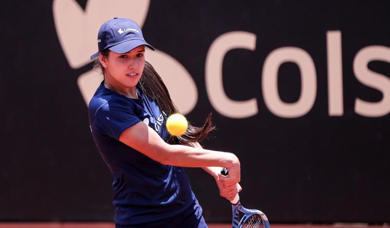 Maria Camila Osorio US Open Semifinales: María Camila Osorio fue eliminada en la semifinal del US Open Junior