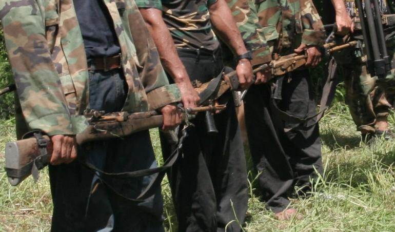 Asesinato de lider guerrillero: Cayó alias David, jefe de las guerrillas unidas del Pacífico