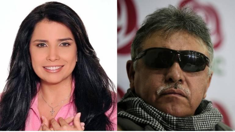 Corrupción electoral.: Curules de Aída y Santrich no se ocuparan hasta que pierdan su investidura