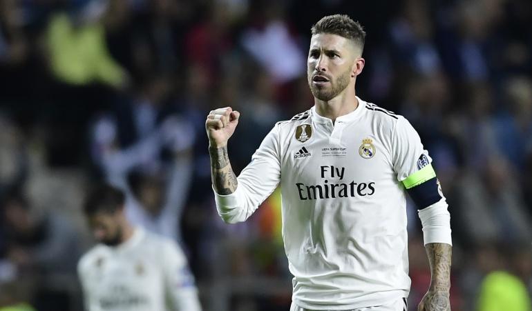 Sergio Ramos Modric The Best Cristiano Ronaldo: Ramos sobre The Best: Modric lo merece, quizás otros tengan más marketing