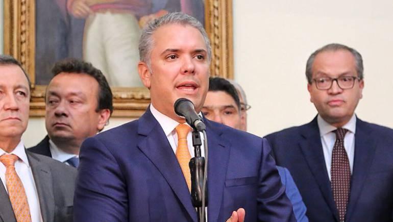 Viaje de Duque a Panamá: Colombia buscará fortalecer relaciones comerciales con Panamá