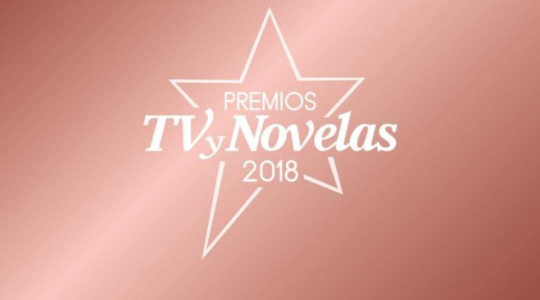 Premios TvyNovelas.: Conozca los nominados a los premios TvyNovelas 2018