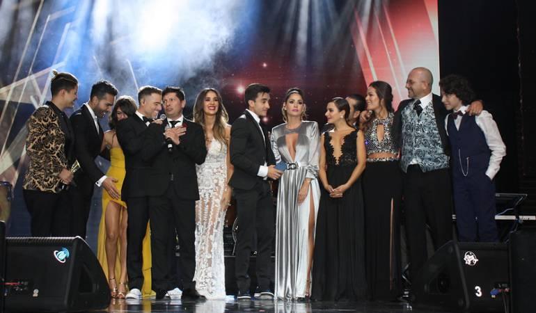 'Sin senos si hay paraíso 2' premios TvyNovelas: Roberto Manrique, elegido como el mejor actor en Colombia