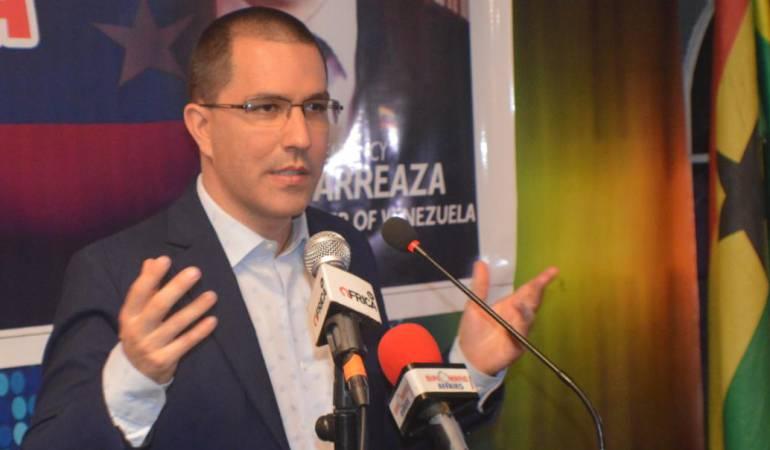 Crisis Venezuela: Canciller de Venezuela denunció planes de intervención de EE.UU