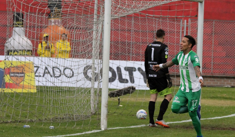Pasto 0-2 Nacional: Nacional triunfó ante Pasto y se metió al grupo de los ocho