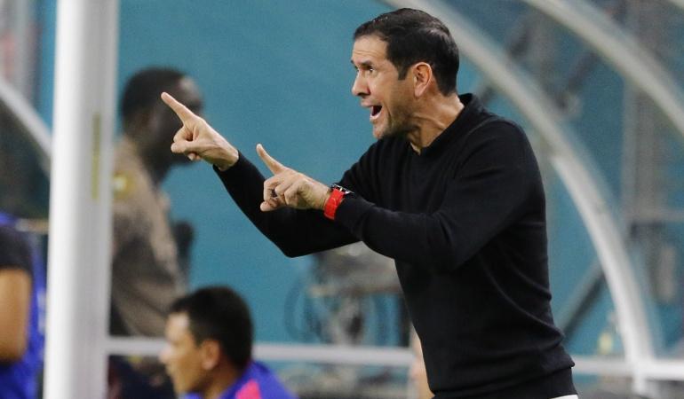 colombia argentina on line arturo reyes: Reyes: Estoy seguro que la Federación va a tomar una buena decisión