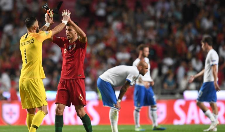 Portugal Italia Liga de Naciones: Portugal gana sin Cristiano a una Italia sin juego, en la Liga de Naciones