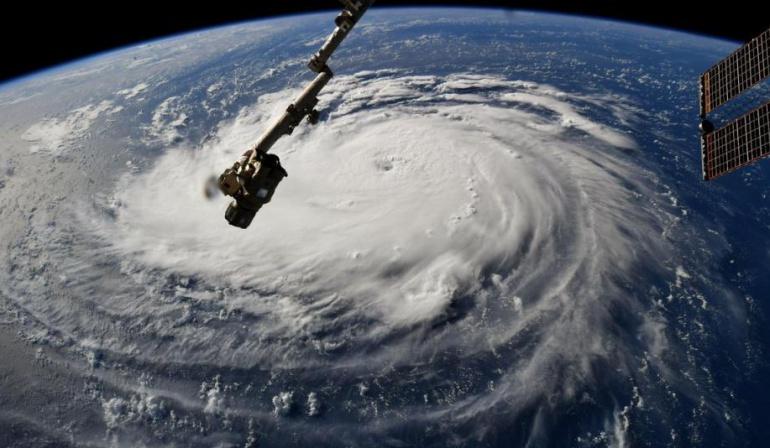 Huracanes: Florence sube a categoría 4 y se aproxima a la costa sureste de EE.UU