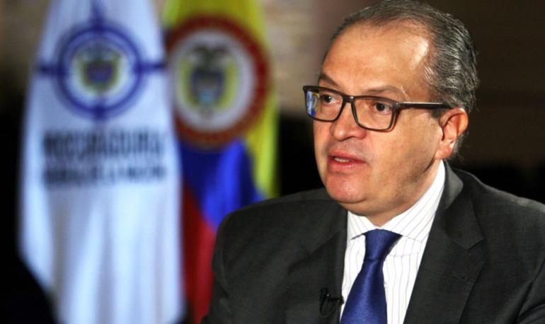 Proceso paz Colombia: Procurador pide acciones para que no se acabe confianza en proceso de paz