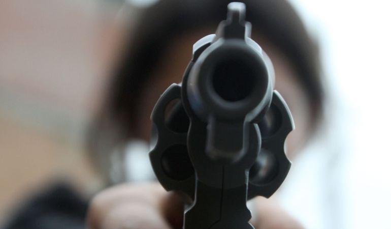 Imagen de referencia armas de fuego