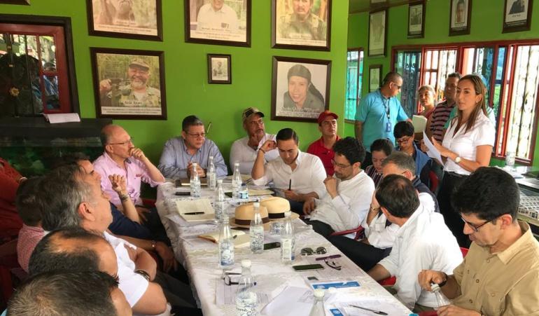 """Implementación de acuerdos de paz: """"Carta de Joaquín Gómez no genera división"""": Pablo Catatumbo"""