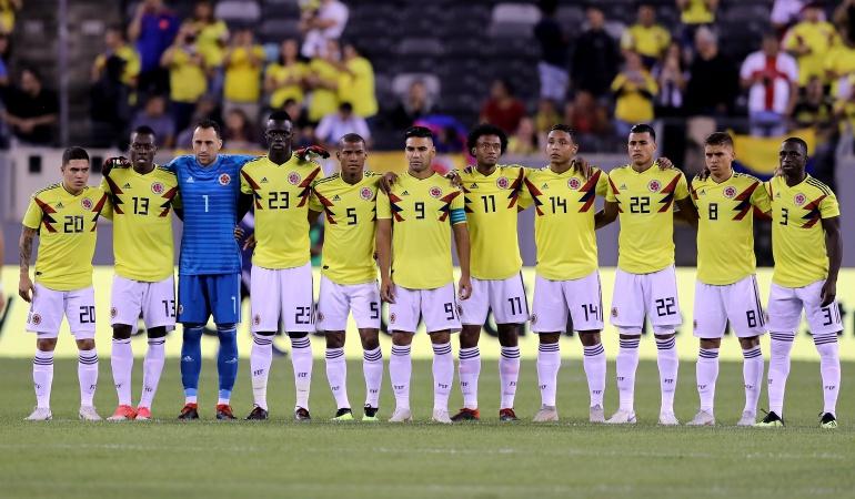 En Vivo Colombia Argentina amistoso: Colombia y Argentina no se hacen daño e igualan sin goles en Nueva Jersey