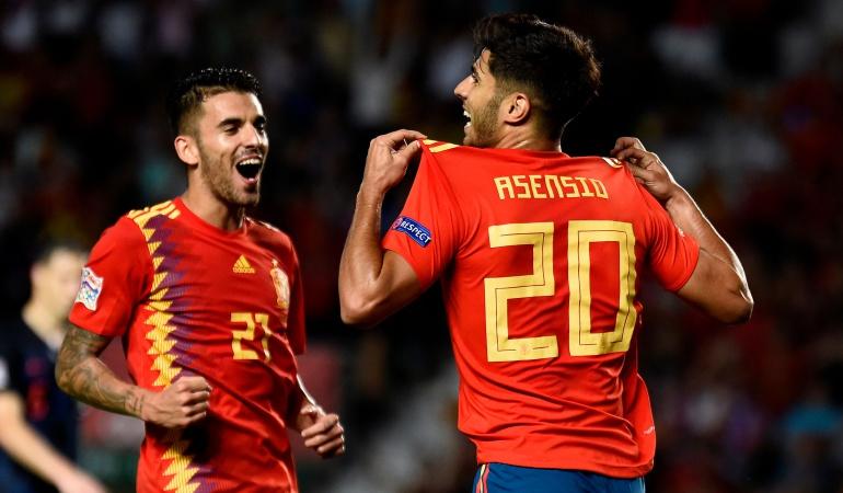 España Croacia Liga de Naciones: Recital de fútbol y goles: España goleó a la subcampeona del mundo