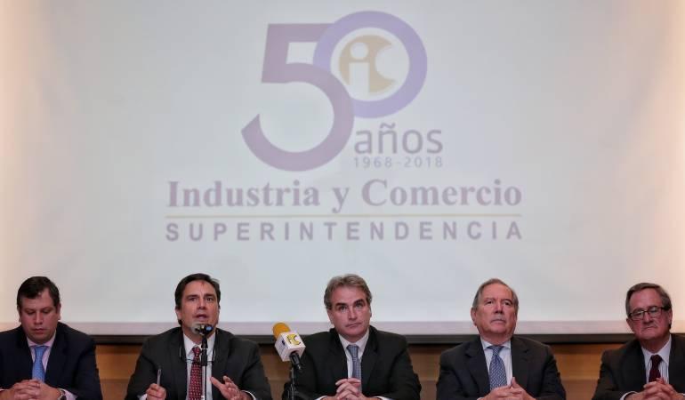 Elección del nuevo superintendente de la industria.: Avanza proceso para elección del nuevo Superintendente de Industria