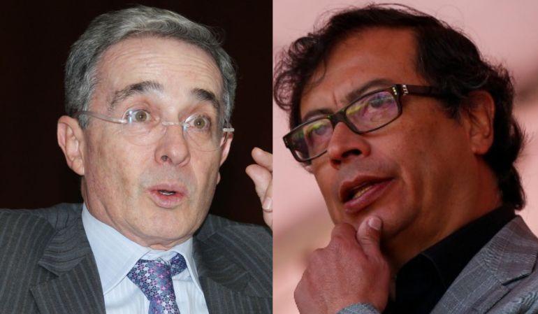 Uribe radica tutela contra Gustavo Petro tras pronunciamiento en su contra: Con tutela Uribe quiere que Gustavo Petro se retracte