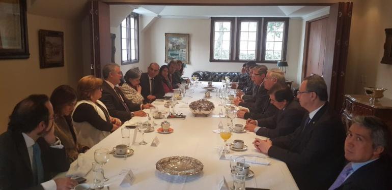 Gobierno Iván Duque: Duque busca concretar Reforma a la Justicia