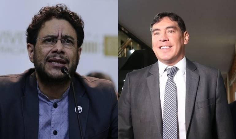 Calumnia a personas: Cepeda y Prada se enfrentarán en nuevo proceso por calumnia