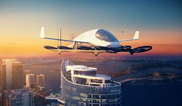 Parqueadero carros voladores: ¿Los 'Supersónicos' del presente?