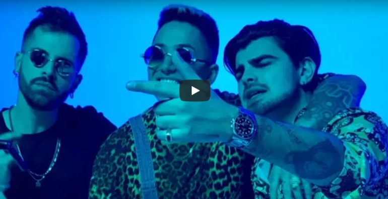 Mike Bahía y Andy Rivera se unen a Jonathan Moly y Bryant Myers en un remix