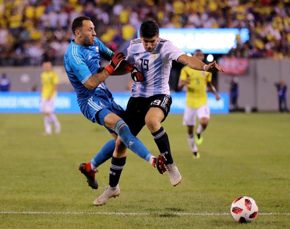 Fotogalería Colombia - Argentina: Las mejores imágenes del empate entre Colombia y Argentina